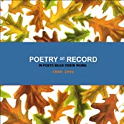 Poetry on Record: 98 Poets Read Their Work, 1888-2006, Volume 1 | [Alfred Lord Tennyson, Robert Browning, Walt Whitman, Robert Frost, Langston Hughes, Gertrude Stein, Carl Sandburg, more]