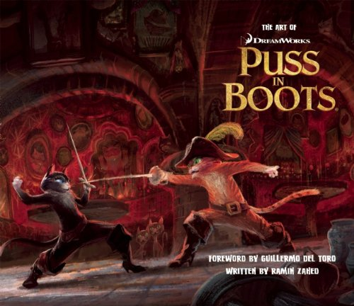 The Art of Puss in Boots (Art Of... (Insight Editions))