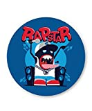 PosterGuy Rapstar Quirky Illustration Quirky Fridge Magnet