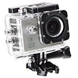 Ultrasport UmovE HD 60 Sport and Action Camera - Silver, READY-Edition