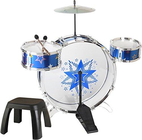 Schlagzeug mit Hocker Boogie Bee