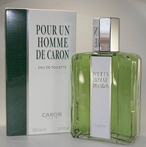 Pour un homme profumo di Caron 500ml Eau de Toilette Uomo.
