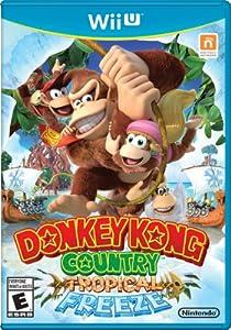 Donkey Kong Country Tropical Freeze - Nintendo Wii U from Nintendo