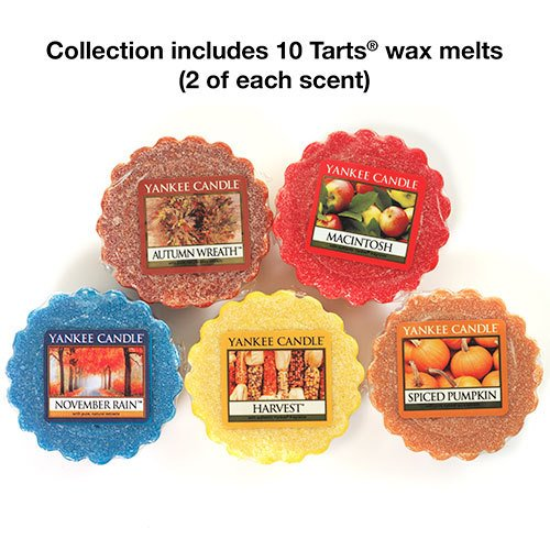 Yankee Candle Fall Favorites Candle Tarts Wax Melts (Yankee Candle Wax Tarts compare prices)