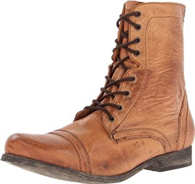 Steve Madden Men's Troopaxl BootTan14 M US