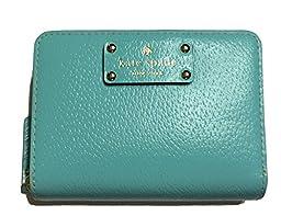 Kate Spade Wellesley Cara Freshair Leather Clutch Wallet WLRU1745