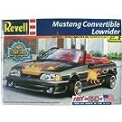 Mustong Convertible LowRider マスタング コンバーチブル ローライダー Revell 85-2345 1:24スケール フォード プラモデル [並行輸入品]