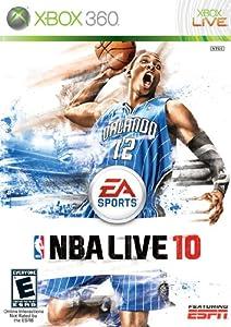 NBA Live 10 - Xbox 360 by Electronic Arts