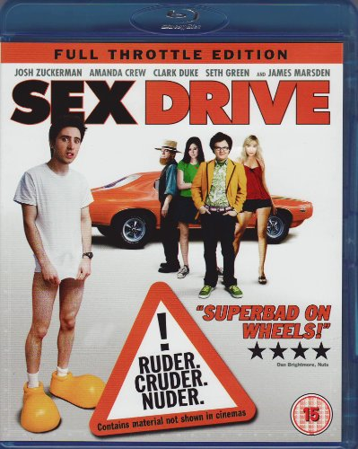 Sex drive the movie unrated