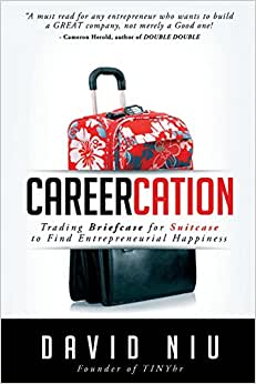 Careercation: Trading Briefcase For Suitcase To Find Entrepreneurial Happiness