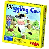 Haba Wiggling Cow Board Game