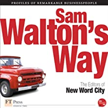 Sam Walton's Way (       UNABRIDGED) by The Editors of New Word City Narrated by Suzanne Toren