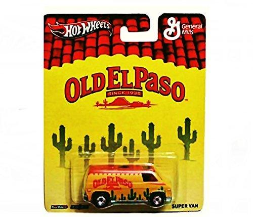 Hot Wheels Pop Culture Old El Paso Super Van
