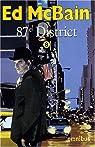 87e District, tome 8 par McBain