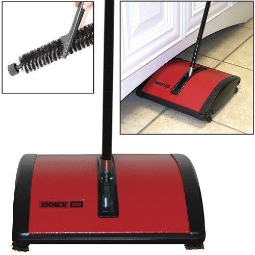 oreck-hoky-rotorbrush-floor-carpet-sweeper-with-genuine-boar-bristle-brush-by-hoky-se-inc