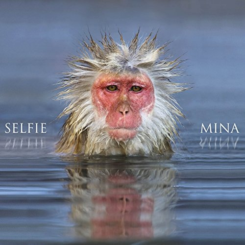 Original album cover of Selfie by Mina