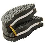 Great Value Magic Supplies Mysterious Restored Oreo Shape Cookies & Rubber Bands