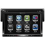 Radio para carro Soundstream VR730 1 DIN pantalla táctil 7