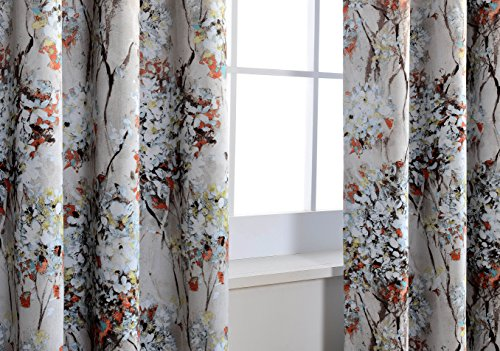 Curtains 95 Inches Length 28 Images Eclipse Bobbi Blackout Tan Polyester Curtain Panel 95 In
