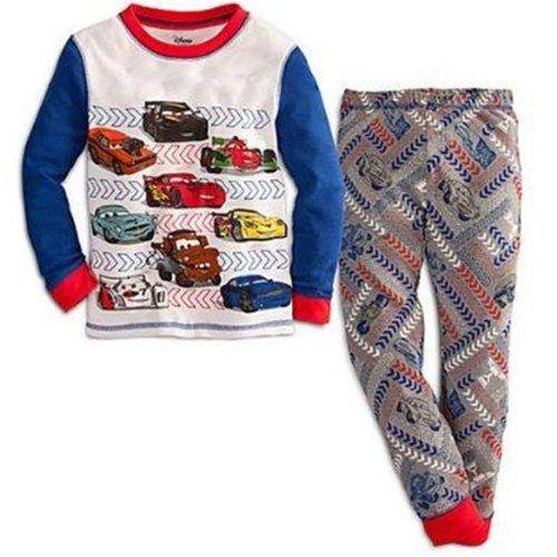 Disney Pixar Cars Mater and Lightning McQueen Fleece Blanket Pajama Sleeper