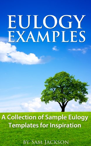 eulogy template for a friend - eulogy samples example eulogies funeral poems speeches