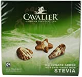 Stevia Pralinen Meerefrüchte Marke Cavalier 2er Pack (2x 125g)