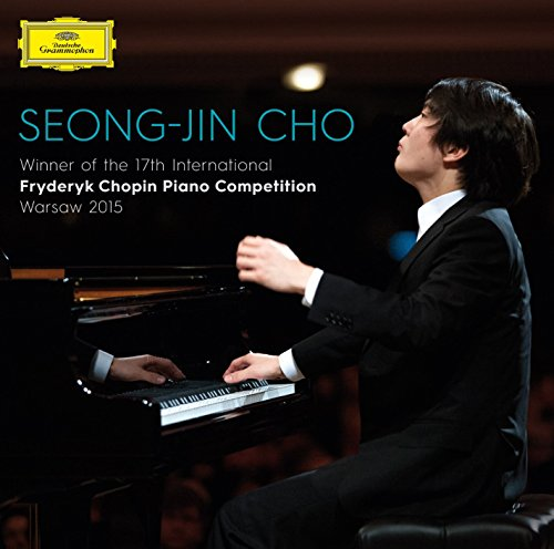 Seong-Jin Cho - Winner: 17th International Chopin Piano Competitio