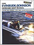 Clymer - Evinrude/Johnson 2-70 Hp Two-Stroke Outboards (Includes Jet Drive Models) 1995-2003