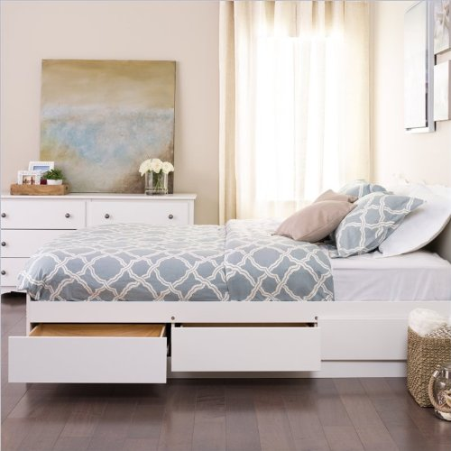 White Wicker Bedroom front-1049504
