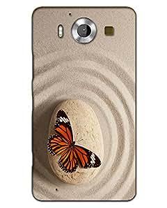 Nokia Lumia 950Back Cover Designer Hard Case Printed Cover