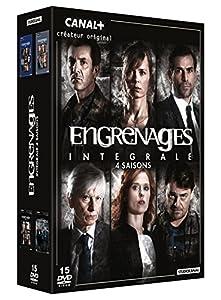 Engrenages - Intégrale 4 saisons