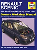Renault Scenic Petrol and Diesel Service and Repair Manual: 2003 to 2006