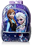 Disney Girls 2-6X Frozen Anna Elsa Olaf Snow Backpack