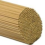 """Wooden Dowel Rods 1/4"""" x 36"""" - Bag of 10"""