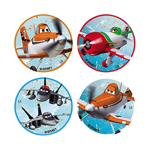Disney Planes Eraser Party Favors, 4ct