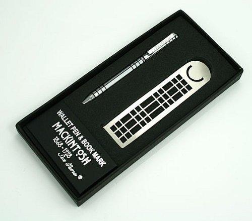 RM Pocket Size Lattice Bookmark Book Pen (SG57) Mens Gifts - Pen Gift Set