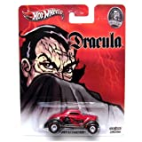 Neet Streeter Dracula Universal Studios Hot Wheels Vehicle