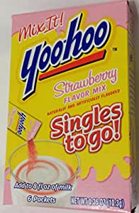 Yoohoo singles to go