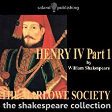Henry IV Part One (       UNABRIDGED) by William Shakespeare Narrated by The Marlowe Society