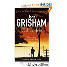 Calico Joe: A father's guilt. A son's redemption