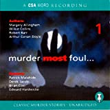 img - for Murder Most Foul, Volume 1 book / textbook / text book