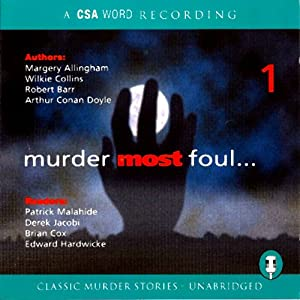Murder Most Foul, Volume 1 | [Wilkie Collins, Robert Barr]