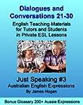 Dialogues and Conversations 21-30. Au...