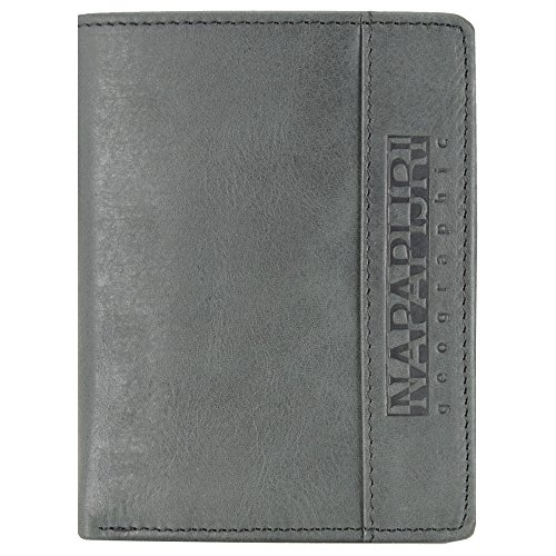 NAPAPIJRI Tyin Vertical Wallet Coinpocket Grey