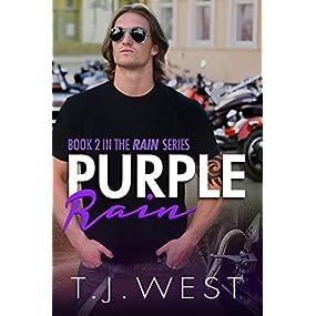 Purple Rain (The Rain Series Book 2) (English Edition)