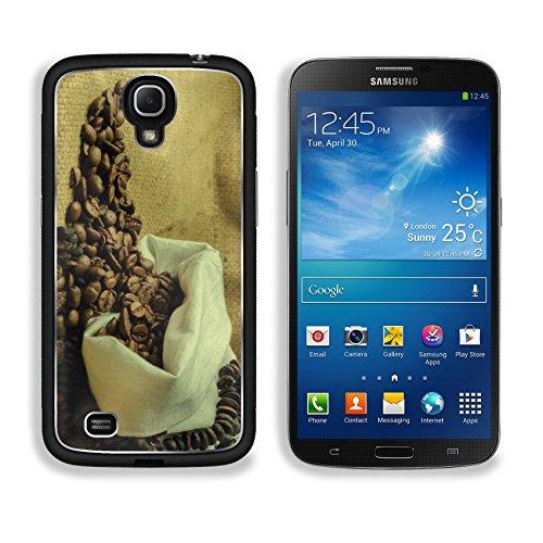 Coffee Beans In Burlap Sack 3Dcom Galaxy Mega 6.3 Cover Premium Aluminium Design Tpu Case Open Ports Customized Made To Order