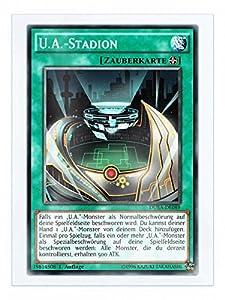 DUEA-DE089 U.A.-Stadion 1. Auflage + Free Original Gwindi Card-Sleeve