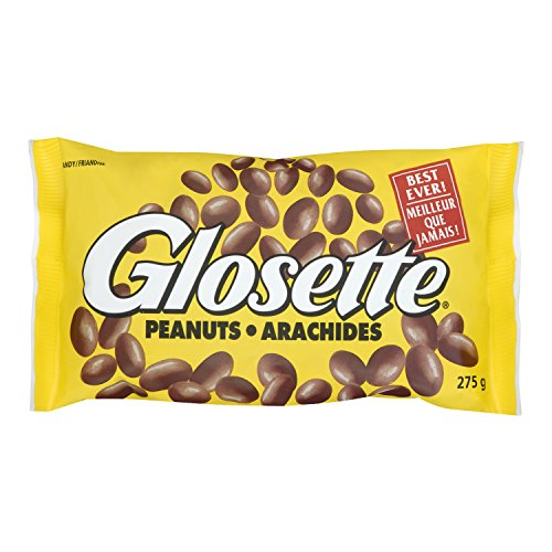 Glosette Peanuts, 275 Gram