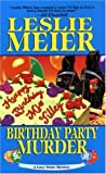 Birthday Party Murder: A Lucy Stone Mystery (Lucy Stone Mysteries)
