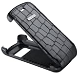 Nokia CP-509 Mobile Phone Case for Nokia C6-01 - Black Patent
